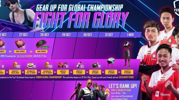 PUBG Mobile Hadirkan Special In-Game Awards