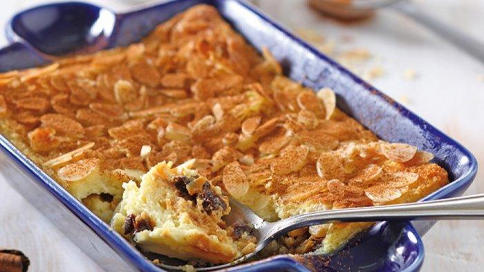 Aneka Resep Puding Roti yang Enak dan Lembut, Cocok Jadi Dessert Akhir Pekan