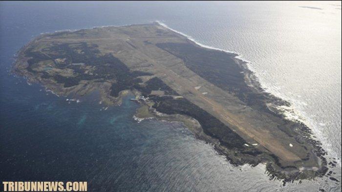 Pulau Mageshima di selatan Kagoshima.