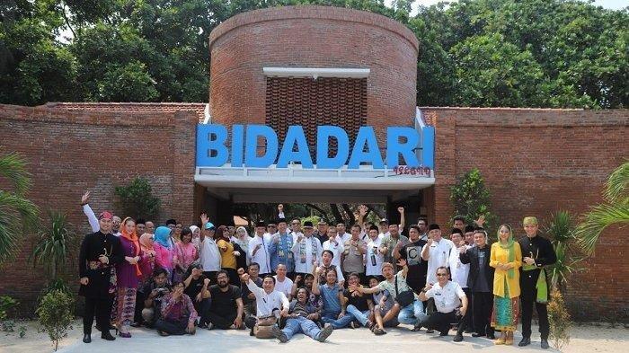 Makin Cantik, Pulau Bidadari Kini Jadi Destinasi Wisata Bahari di Jakarta