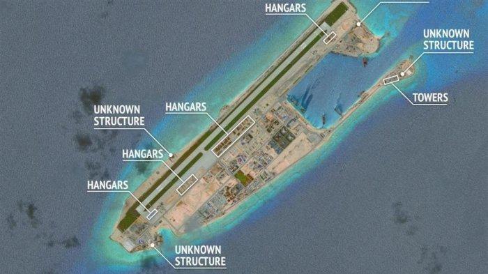 Filipina dan Vietnam Geram, Kapal dari Beijing Dominasi Laut China Selatan dan Langgar Kedaulatan