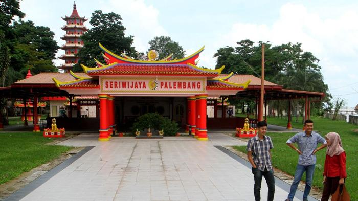Pulau Kemaro, Daratan di Tengah Sungai Musi dari Legenda Siti Fatimah