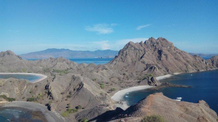 Menikmati Harmonisasi Alam Uang Pecahan Lima Puluh Ribu di Pulau Padar