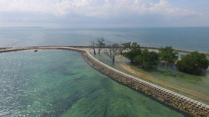 Pulau Putri, pulau terluar Indonesia di Kepri (DOK KEMENTERIAN PUP