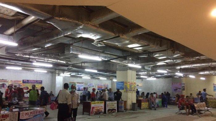 Hingga Hari Ini Terminal Pulo Gebang Sudah Berangkatkan 65.000 Pemudik