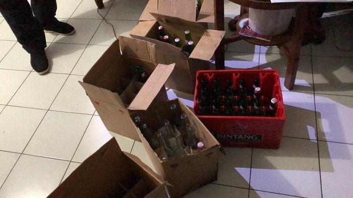 Aparat Gerebek Vila di Bandung, Ratusan Muda Mudi Asyik Berpesta, Polisi Temukan Puluhan Botol Miras