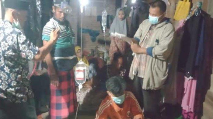 Puluhan Warga Desa di Aceh Bertumbangan, Keracunan Usai Santap Somai, Alami Gejala Mual dan Lemas