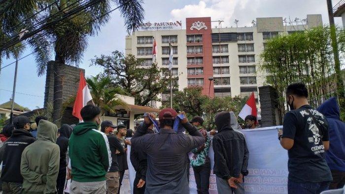 Deklarasi KAMI di Bandung Ditolak Warga, Dikhawatirkan Munculkan Kluster Baru Covid-19