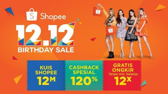 Shopee 12 12 Birthday Sale Di Harbolnas 2019 Ada Penampilan Didi Kempot Hingga Promo Yang Menarik Tribunnews Com Mobile