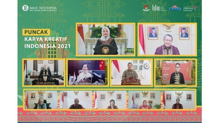 Karya Kreatif Indonesia 2021 Dorong UMKM Terus Bangkit dan Optimis