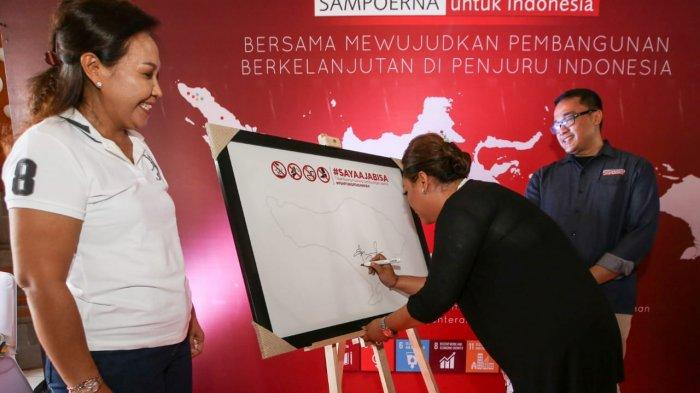 Pemerintah Bali Apresiasi Gerakan Sosial #PuntungItuSampah yang Diinisiasi Sampoerna