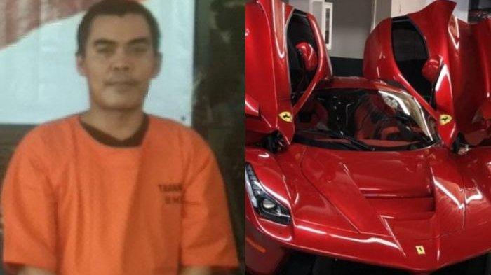 Ngaku Petani, Harta Rp 16 Miliar dan Punya Ferrari, Pria Asal Sulawesi Ini Ternyata Bandar Narkoba