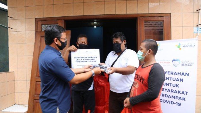 Sinergi Pupuk Indonesia Grup Bantu Masyarakat Hadapi Pandemik COVID-19