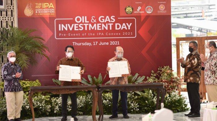 Pupuk Indonesia Gandeng Genting Oil Kasuri Penuhi Kebutuhan Gas Bumi