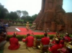 Komunitas Jawa Kuno Bikin Museum Majapahit Lebih Hidup