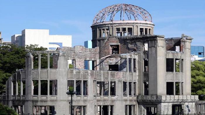 AS Tak akan Minta Maaf atas Tragedi Bom Atom Hiroshima Jepang