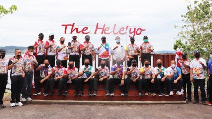 Pusat Kuliner Hele'yo di Kampung Sereh, Sajikan Olahan Sagu Sembari Menikmati Keindahan Alam Papua