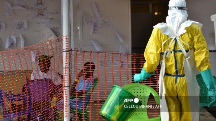 Gejala Virus Ebola yang Mewabah di Afrika Barat, Diare, Muntah dan Pendarahan