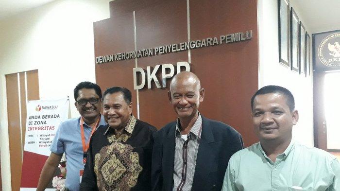 Dihalangi Hak Politiknya, Mantan Gubernur Aceh Laporkan KPU RI ke DKPP