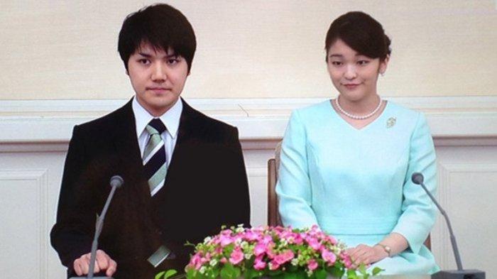 Putri Mako dari Jepang dan Tunangannya Kei Komuro Dikabarkan Segera Menikah