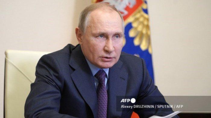 Vladimir Putin Tandatangani UU yang Memungkinkannya Jadi Presiden 2 Periode Lagi hingga 2036