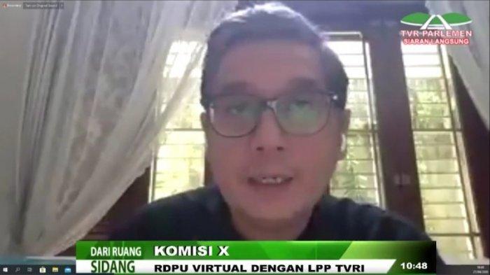 Legislator PDIP: TVRI Jangan Mendewakan Share dan Rating