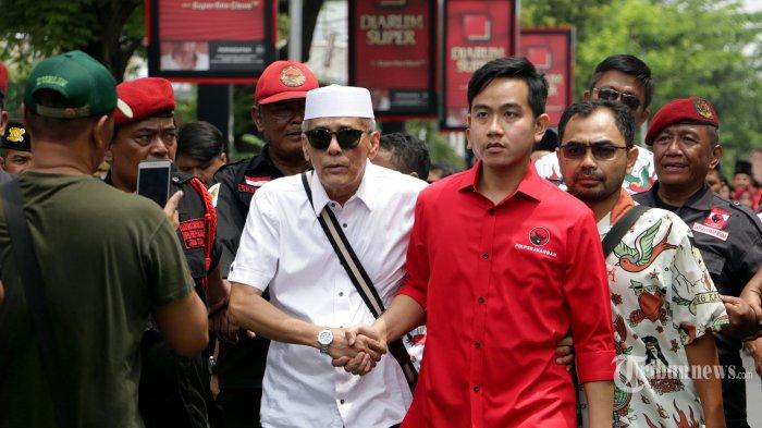 Gibran Rakabuming Daftar Pilkada Solo, Ini 5 Faktanya, Pesan dari Jokowi, Diantar Relawan 20 Bus