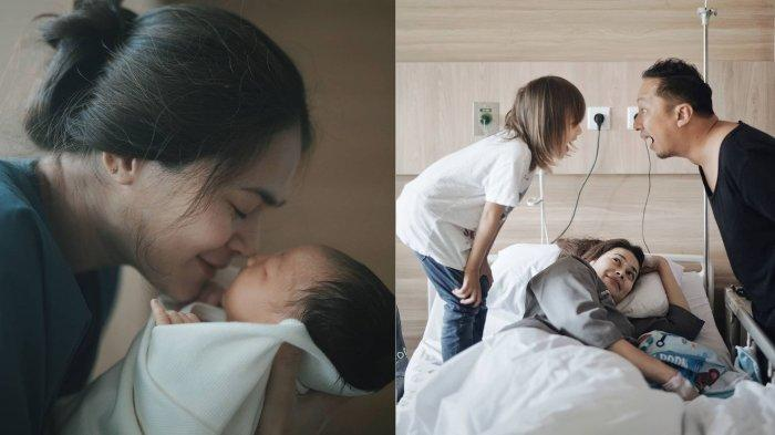 Ringgo Agus Curhat Putra Bungsunya yang Baru Lahir Belum Bisa Dibawa Pulang, Sedih Tak Ingin Pisah