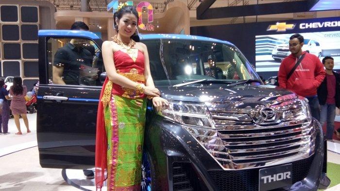 Penjualan Turun tapi Daihatsu Tetap di Posisi Nomor Dua di Pasar Otomotif
