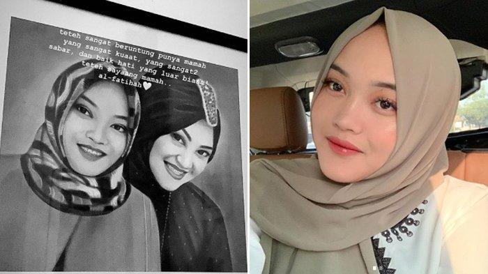Putri Delina Bagikan Pesan di Instagramnya: Beruntunglah Kalian Masih Serumah dengan Ibu