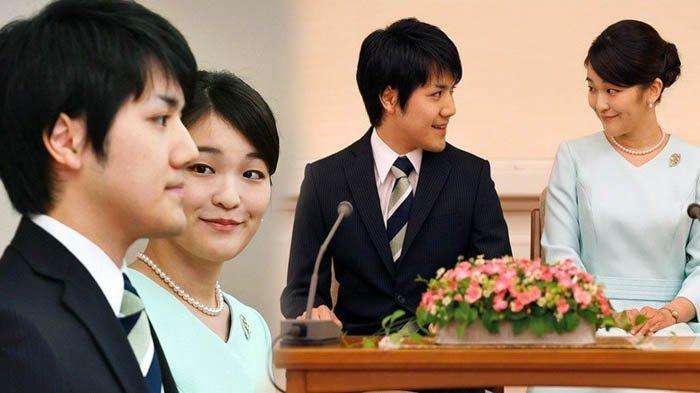 Jatuh cinta pada rakyat jelata, Putri Mako rela dinikahi Kei Komuro dan siap jadi orang biasa