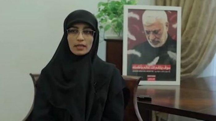 Putri Martir Perang Irak