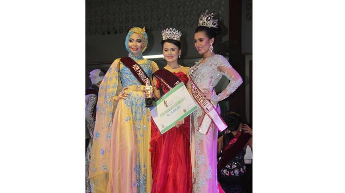 Pesan Putri Pariwisata Indonesia untuk Uci Winanda