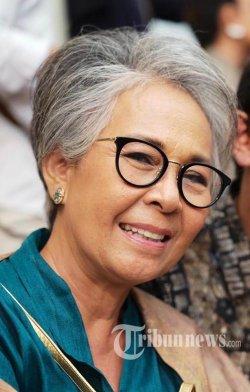 Putri Sulianti Saroso, Anindita Rosyanti Saroso. TRIBUNNEWS/HO/DOKUMENTASI KELUARGA