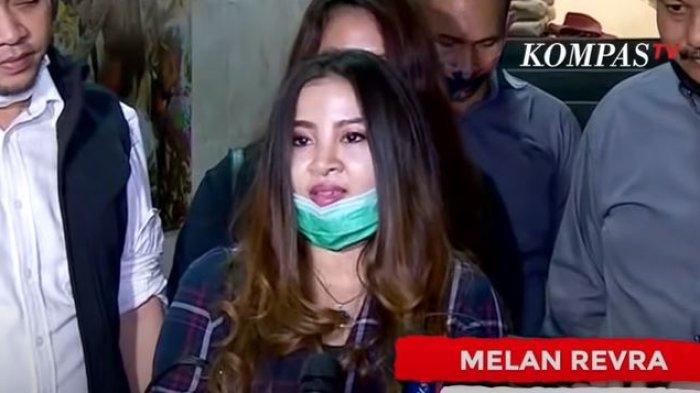 Putri Sulung John Kei, Melan Refra minta maaf