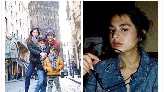 Mengenal Kareena Kaur, Anak Tiri Bunga Zaenal yang Wajahnya Disebut Mirip Kendall Jenner