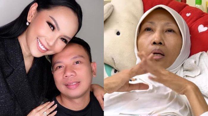 Tak Hadir di Acara Lamaran, Ibunda Kalina Oktarani Dijenguk Vicky Prasetyo dan Beri Wejangan Ini