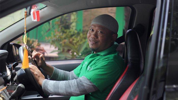 Putuskan Berhenti Jadi Buruh Kasar, Benedi Kini Jadi Driver Jempolan