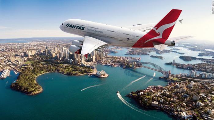 Qantas Airlines Menjadi Maskapai Penerbangan Teraman di Dunia Versi AirlineRatings