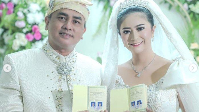Menikah dengan Pria 19 Tahun Lebih Tua, Begini Kisah Cinta Qory Sandioriva dan Shah Rei Sukardi