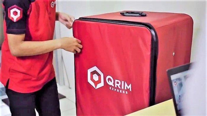 Gunakan Armada GrabExpress untuk Pengiriman dari Pelanggan ke Warehouse QRIM