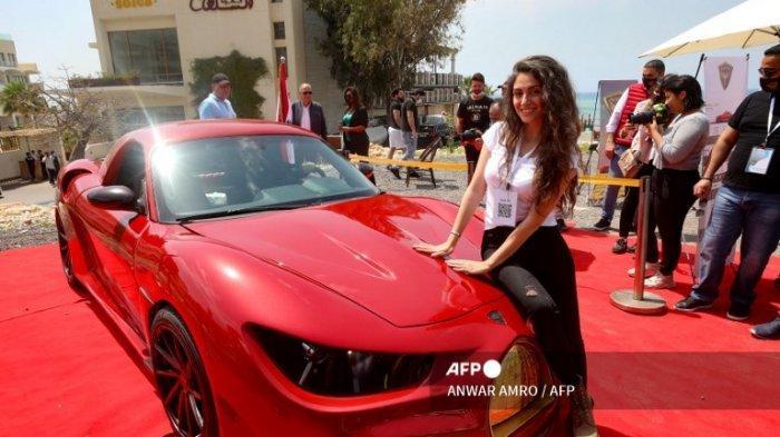 Mobil Listrik Pertama Lebanon Meluncur di Tengah Krisis Ekonomi