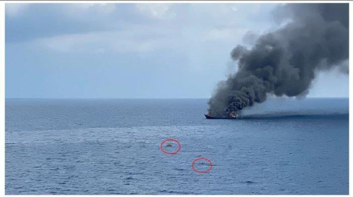 Cerita Kapten Amin, Nahkoda Kapal MT Queen Majesty saat Selamatkan 16 Nelayan Terapung di Laut Jawa