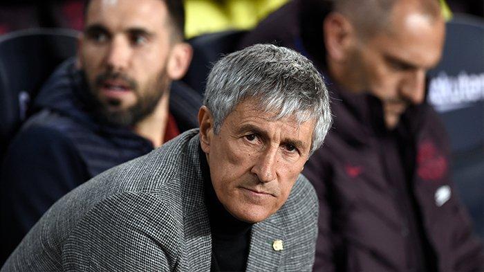 JADWAL Live Streaming Liga Spanyol, Nasib Quique Setien Usai Dipecat Barcelona, Sempat Terpuruk