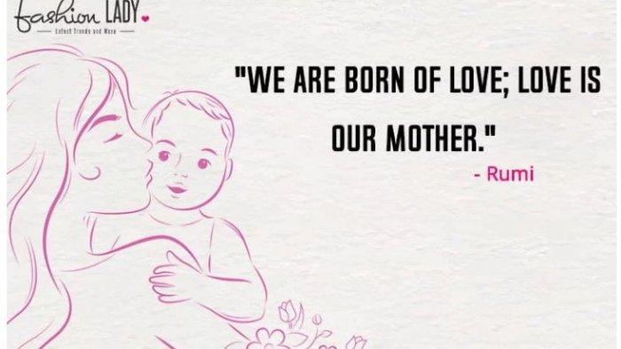 Hari Ibu 22 Desember Berikut Gambar Kata Kata Bijak Tentang Ibu Dalam Bahasa Inggris Dan Artinya Tribunnews Com Mobile