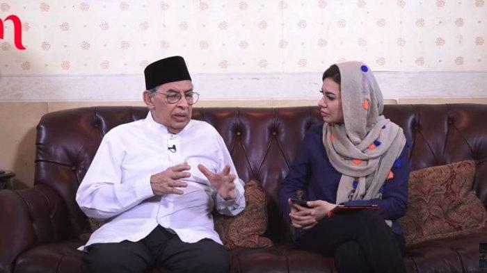 Quraish Shihab dan Najwa Shihab