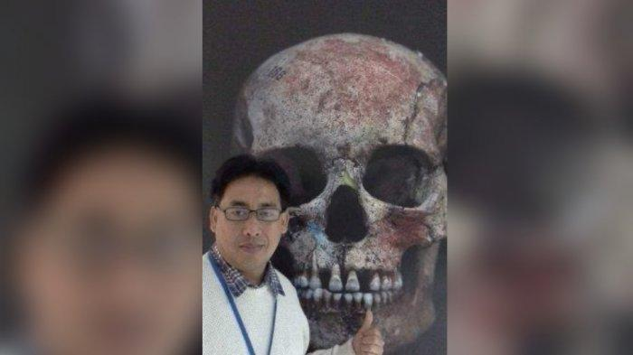 RA SURYANTO, Biopaleoantropolog FK UGM