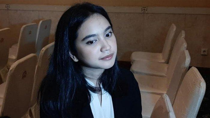 Rachel Amanda saat ditemu di acara Girls on Summit di Jakarta Selatan, Selasa (10/12/2019).