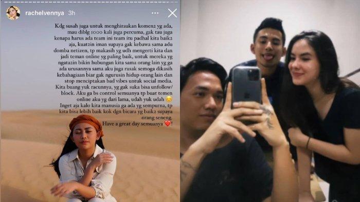 POPULER Respons Rachel Vennya soal Isu Niko Al Hakim & Steffi Zamora | Inul Senggol Neno Warisman
