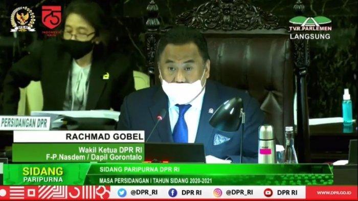 76 Anggota Dewan Hadir Fisik di Rapat Paripurna DPR Soal Pertanggungjawaban APBN 2019